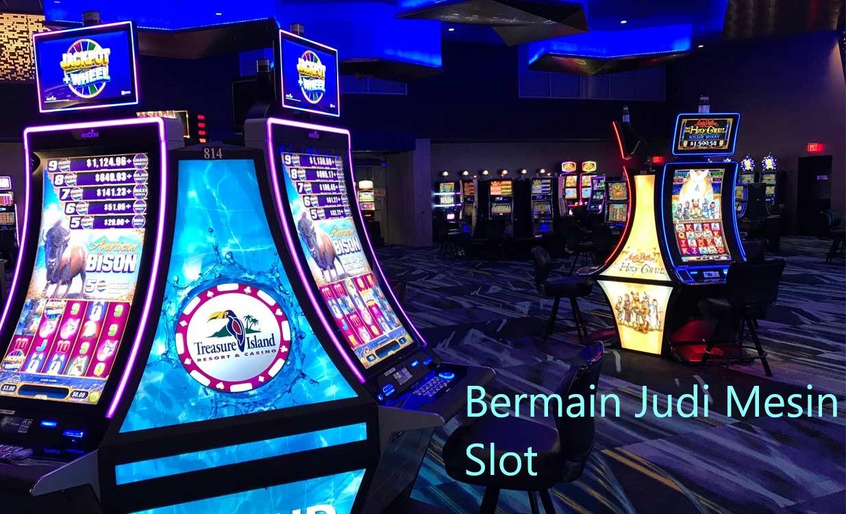 Permainan Judi Slot Online Joker123 Terbaik