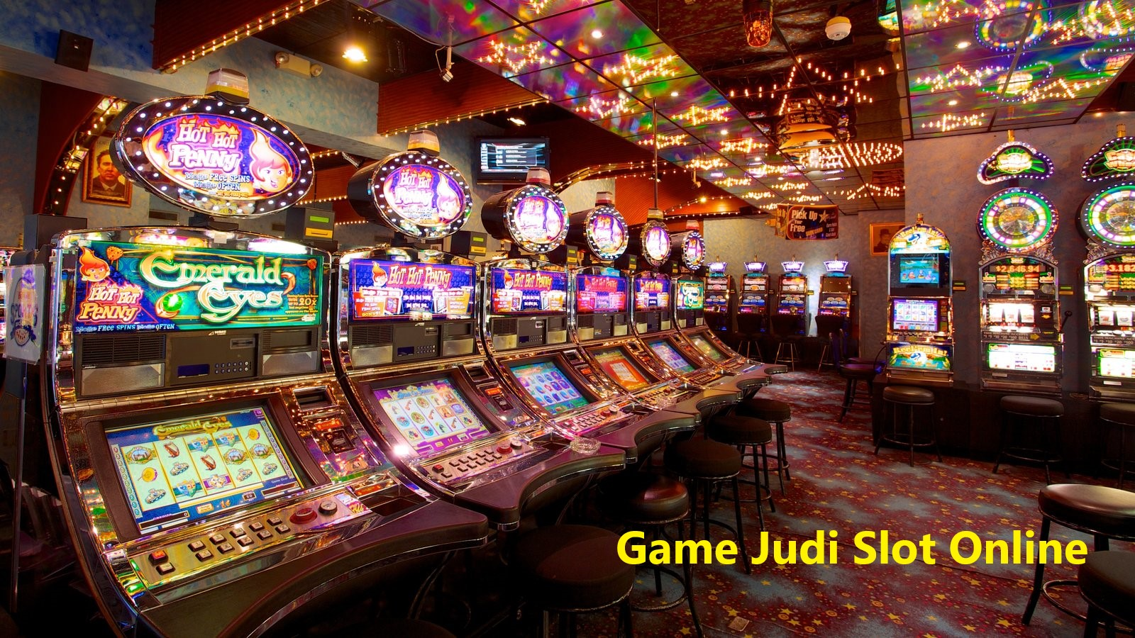 Game Judi Slot Online Terpercaya Di Tanah Air