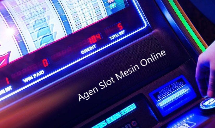 Agen Slot Online Mesin Terbaru Uang Asli Tanah Air